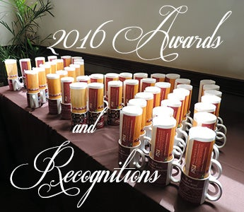 Awards and Recognitions image